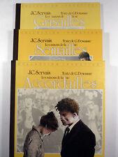 Les saisons de la vie Servais Dewamme 3 volumes Ed. Lombard EO 1985 1986 TBE