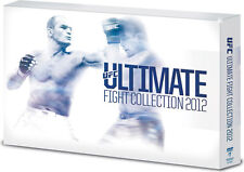 UFC . Ultimate Fight Collection 2012 Edition . Fighting Champion . 20 DVD . NEU