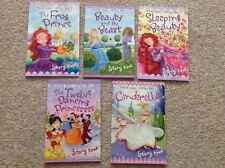Brand New Easter Gift Idea, Princess Tales, 5 x Story Time Books by Miles Kelly