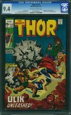 Thor 173 CGC 9.4 -- 1970 -- Ulik, Ringmaster, Princess Python.  #1042193015