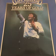 "CLIFF RICHARD & THE SHADOWS - 25 years of Gold 12"" Vinyl LP Record Australia"