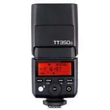 Godox Mini TT350C HSS 2.4G TTL Camera Flash Speedlite for Canon 5D 7D 200D 750D