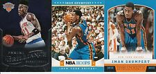 IMAN SHUMPERT ROOKIE INVESTMENT LOT (100) 2012-13 RC CARDS BRILLIANCE +(40) XTRA