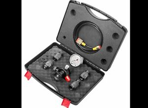 Hydraulic Pressure Test Kit 0-400BAR/5800PSI with 6.56ft/2m Charging Hose