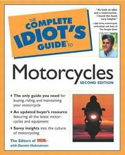 The Complete Idiot's Guide to Motorcycles (2nd Edition) Holmstrom, Darwin, Maga