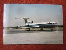 PHOTO AIR UKRAINE AIRLINE TUPOLEV TU-154B2 AIRLINER UR-85350