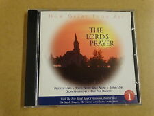 CD / HOW GREAT THOU ART - THE LORD'S PRAYER - VOLUME 1