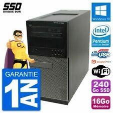 PC de bureau Dell OptiPlex 990 16 Go
