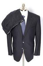 $6K NWT Mens BRIONI Chigi All Season Wool Rolling 3Btn Bespoke Suit 56 46 46 R