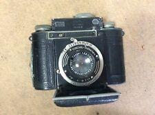 Certo Dollina Camera With Carl Zeiss Tessar f:2.8/50 Lens
