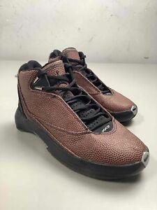 Boy's Air Jordan 22 OG GS 'Basketball Leather' Shoes Size 4Y
