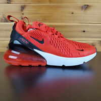 Nike Air Max 270 Light Crimson/Black Running Women's Shoes BV6094-600