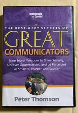 The Best Kept Secrets of Great Communicators: Nine Secret Weapons to Shine .