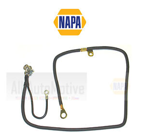 """Battery Cable NAPA fits 1992-1995 Ford Bronco F-150 F-250 44"""" Long"""