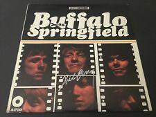 Buffalo Springfield SIGNED X2 Debut LP Album Vinyl PROOF