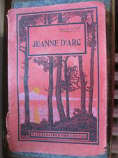 1921 Jeanne d'Arc Marius Sepet  maison Alfred mame et fils Tours