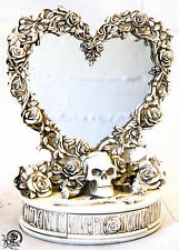 The Vault Alchemy Herzspiegel Oracle of Narcissus Schädel S2000 Skull Roses OVP