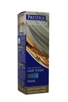 Prestige Be Blonde BB04 PEARL Semi Permanent Hair Toner Ammonia Free 6-8 Washes