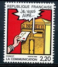 STAMP / TIMBRE FRANCE NEUF N° 2510 ** BANDE DESSINEE / FOREST
