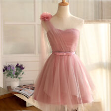 Women Formal Short Lace Dress Prom Evening Party Cocktail Bridesmaid Wedding New