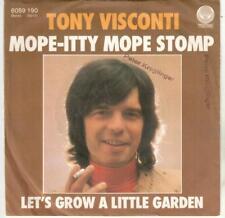 """<5716-37> 7"""" Single: Tony Visconti - Mope-Itty Mope Stomp"""