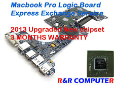 "EXCHANGE SERVICE: MACBOOK PRO 15"" A1226 820-2101-A 2.6GHZ LOGIC BOARD 661-4957"