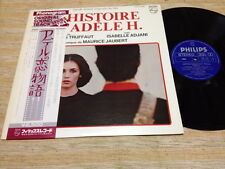 HISTOIRE D' Adele H.-OST Japan LP w/OBI
