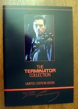 Terminator Boxed Set T1 & T2 + Book & Extra Video 1992