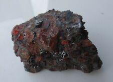 Galena Rhodonite Broken Hill NSW Mineral Specimen display collection - NP07