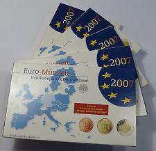 Deutschland KMS - 2007 in PP  - ADFGJ