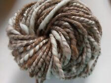 Handspun  2 ply  Alpaca yarn  42 yards