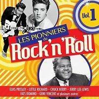 Various Artists - Les Pionniers Du Rock N Roll Vol 1 / Various [New CD] Canada -