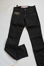 JEANS PANTS G-STAR SAVILLE STRAIGHT WMN WOMEN SIZE W25 L32 VAL