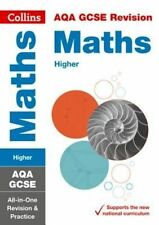AQA GCSE Maths Higher All-in-One Revision and Practice Collins GCSE 9-1 Revision