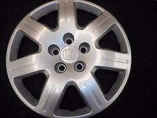 "(1) Refinished 16"" Honda Civic wheel cover (2006-2011) Hollander #55069"