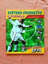 PICK ANY STICKER #1-249# RARE World Cup 2002 Korea Japan Bonart (Serbia)