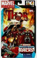 Thor vs. Iron Man Marvel Universe Greatest Battles Comic Packs