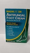 MagniLife DB Anti Fungal Foot Cream 3 Pack Miconazole Nitrate 2% Magni Life
