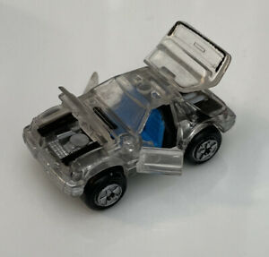 Micro Machines Ford Mustang SVO Deluxe X-Ray EX 1988 Galoob Doors Open RARE!