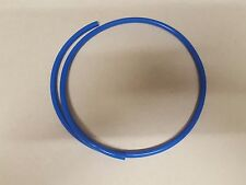 1 mtr 6mm id Flexible Radiator Overflow Pipe/Tube Blue PVC