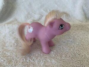Vintage G1 My Little Pony - NBBE Baby Tiddlywinks Lullaby Nursery Play set Pony