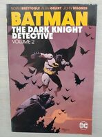 Batman: The Dark Knight Detective Vol 2 TPB NEW DC COMICS ALAN GRANT WAGNER