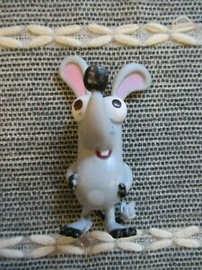"""3.25"""" Boj & the Booms bilby mouse cbeebies figure toy plastic character rare HTF"""