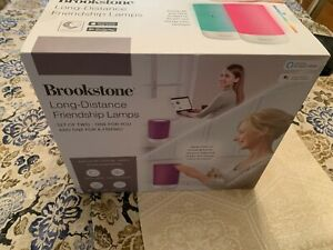 Brookstone Friendship Lamp - Set Of 2