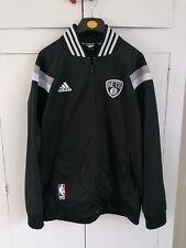 Brooklyn Nets NBA Adidas Jacket - Size Medium