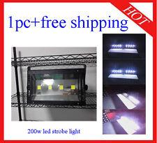 1pc High Quality Bright 200W Led Strobe Light Effect Disco Light Free Shipping