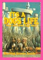 IT'S A DOG'S LIFE COMIC  1982 1ST PRINTING  LARRY TODD UNDERGROUND COMIC