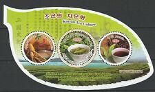 Korea 2018 Tea Culturee MNH Block