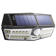 Version innovante Mpow 30 LED Lampe Solaire Etanche Ipx6 Détecteur de 1800