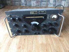 Collins Signal Corps U.S. Army Radio Receiver R-388/URR Order No. 3131-PHILA-51